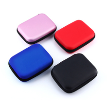 Hand Carry Case Protector Cover Pouch For External HDD Hard Disk Drive Earphone Headphone Cable Universal Free Shipping