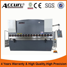 E21 cnc press brake sheet metal press brake ,125T*3200mm hydraulic press brake bending machine