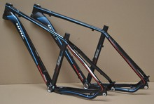 LUTU 16 inch Aluminum Alloy MTB Bike Frame Mountain Bicycle Frame 18 inch Frame for 26 inch Wheelset