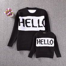 1-5T Autumn Winter Baby Girls Sweater Children Clothing Pull Fille Cotton Hello Kitty Cat Dolphin Knit Red  Garment Kids Clothes
