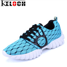 Buy Keloch Mesh Running Shoes Breathable Summer Men Sneakers 2017 Running Sport Shoes Men Outdoor Lightweight Walking Shoes krasovki for $25.56 in AliExpress store