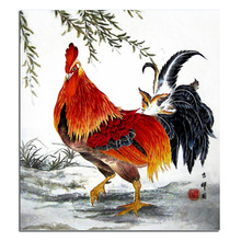 Big cock 60X50 Needlework DIY Cross stitch Sets For Embroidery kits Cross-Stitching diamond painting Household Decoration