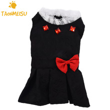 TAONMEISU Summer Sleeveless Skirt Pet Dog Puppy Skit Wedding Dress for small and medium sized dogs  cats  S/M/L/XL 1pcs