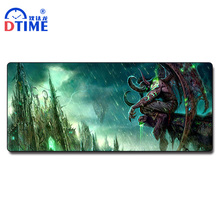 Large Mouse pad speed Keyboard Mat Locking mousepad Gaming mouse pad Desk Mat for game player Desktop PC Computer Laptop LOL CS(China)