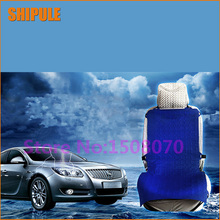 SHIPULE 2017 China supplier new design 12v air conditioner cooling water neck and back car massage cushion
