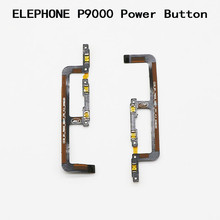 Elephone P9000 Button Flex 100% Original Power + Volume button Flex Cable repair parts for P9000 Tracking shippin(China)