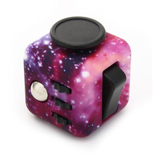 Original Fidget Cube Vitoki Brand Toy Silicone Buttons Camouflage Magic Cube Fidget Anti Stress Puzzle Fidget Spinner Xmas Gift