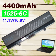 4400mAh 11.1v Laptop Battery For DELL Inspiron 1545 1525 1526 for Vostro 500 C601H D608 HGW240 HP297 M911G RN873 X284G XR693