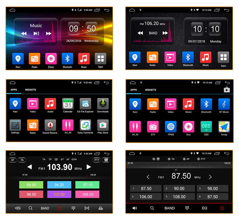LiisLee Car Multimedia GPS Audio Radio Stereo For Suzuki Swift 2017 2018 Original Style Navigation NAVI (2)