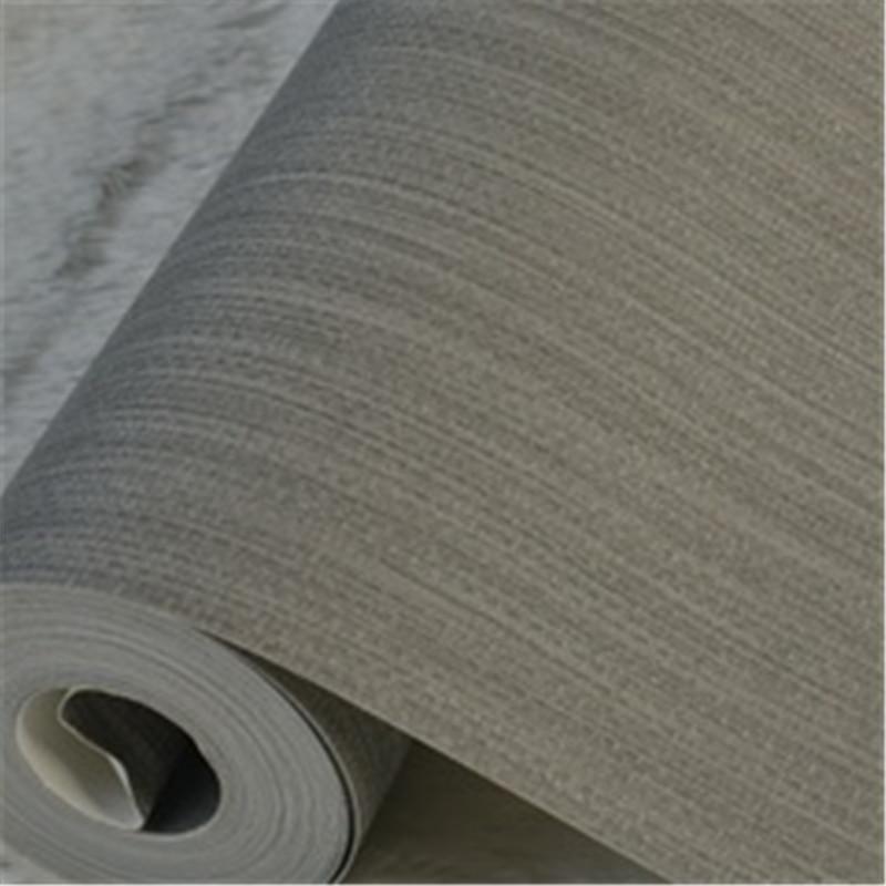 beibehang Solid linen rich textured wallcoverings papel de parede 3d wallpaper for walls 3 d PVC wall paper vinyl wallpapers<br>