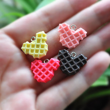DIY COOKIE charms necklace pendant for woman jewelry bracelet charms(China)