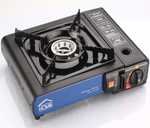 NEWGAIN. Ceramic Gas Stove with Carrying Case, cooking stove,Butane Stove