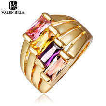 fashoin rings for women brand bague office aneis femininos anillos mujer anel  gold filled ring ouro joias bijoux JZ5090