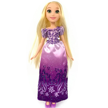 Original Fashion Action Figure Princess New Royal Shimmer Doll Rapunzel Best Gift for Child(China)