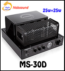 New-Nobsound-MS-30D-hifi-bluetooth-tube-Amplifier-25W-25W-110V-220V-Support-Usb-Power-amplifier