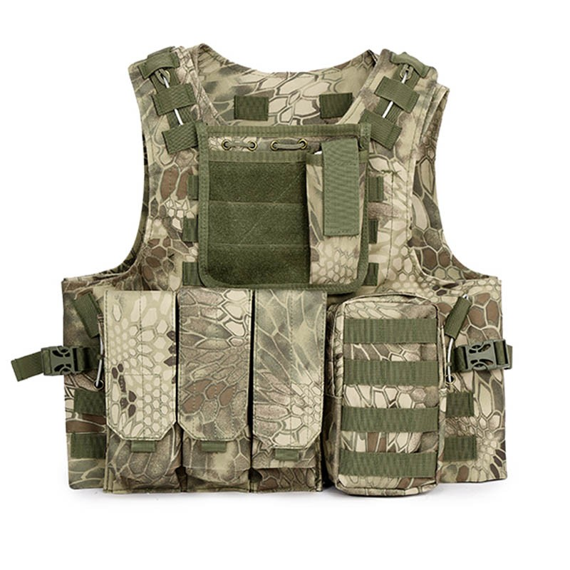 Military-Tactical-Vest-Assault-Airsoft-SAPI-Plate-carrier-Multicam-Army-Molle-Mag-Ammo-Chest-Rig-Paintball (11)