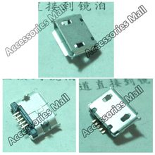 100csp/lotxNew DC Power Jack Micro USB  Port Plug  Socket for Lenovo /asus/netbook/ tablet pc/mobile/Millet Phone