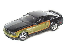 Maisto 1:24 Need For Speed 2006 Ford Mustang GT Diecast Model Car Toy New In Box Free Shipping