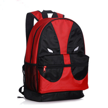 VN 2016 Summer Hot diffuse Granville backpack backpack shoulder Deadpool cute youth leisure backpack a love cartoon gift