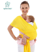 Ring sling Baby Carrier Pouch Wrap Newborn To Toddler 5 in 1 breathable Cotton Baby Sling QuickDry Baby Wrap Infant Backpack