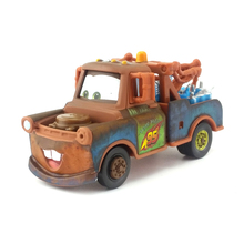 Disney Pixar Cars Mater with Allinol Cans Metal Diecast Toy Car 1:55 Loose Brand New In Stock & Free Shipping(China)