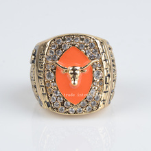 Replica 2005 University of Texas Longhorns Rose Bowl football Championship Rings(China)