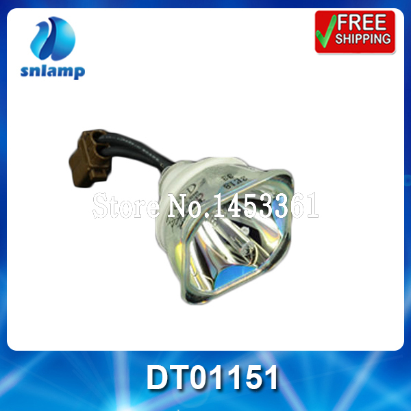 Cheap compatible bare projector  bulb lamp DT01151 for CP-RX79 ED-X26 CP-RX82 CP-RX93<br><br>Aliexpress