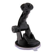 "5x Free Shipping Suction Automotive AUTO Mount Holder for Gopro Hero Camera 1/4 ""black"