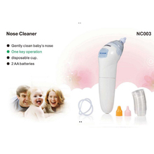 Hot Baby nose aspirador nasal nose cleaner children  electric aspirator nasal aspirator electric nose cleaner baby free shipping