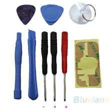 8 Pcs Repair Opening Tools Kit For iPhone/iPod Pentalobe Star Screwdriver Screen Fix