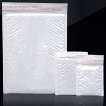 5pcs Factory direct Various Sizes Bubble Plastic Bags Mailers Padded Envelopes mailer Party Paste Sticker Gift candy Bag Home