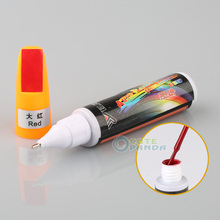 1pcs Fix It Pro Car Auto Smart Coat Paint Scratch Repair Remover Touch Up Pen Red(China)