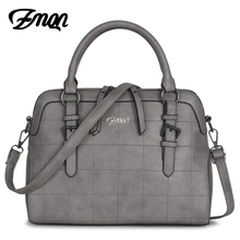 ZMQN Women Leather Handbags Famous Brand Tote Bags With Logo Luxury Handbags Women Bags Designer Hand Vintage Pack Kabelka A825(China)