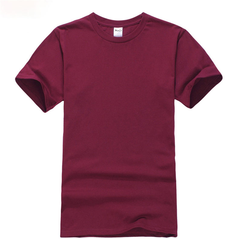 17Colors T shirts Men Women Summer Mens Clothing  Cotton Casual Basic Short Sleeve Tees Tops O-Neck US EU Size XS-3XL-14