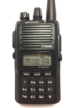 PUXING PX-888K Dual band Handheld Two Way Radio VHF 136-174mhz and UHF 400-480mhz Transceiver Walkie Talkie PX888K(China)