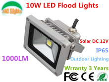 Factory wholesale DC 12V - 24V 10W LED Floodlights CE RoHS led projector light IP65 Waterproof led cast light 4Pcs/Lot(China)