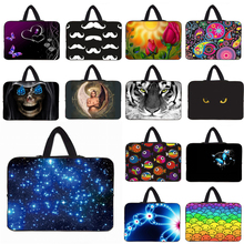 Latest Laptop Sleeve Bag 7 7.9 10 10.1 11.6 12 13 14 15 15.4 15.6 17 inch Notebook Portable Carry Bags Bolsas Neoprene Pouch Hot
