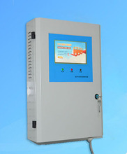 QD8000 LCD Display Gas Detection Alarm,16-channel, input 4 ~ 20mA analog detector , with high sensitivity, fast response