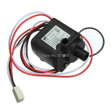 water pump 12V 0.42A Brushless DC Motor for Computer water cooling Sloar system art spring Equipment refrigerating