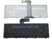 US Keyboard For DELL Vostro 3550/XPS L502/New Inspiron 14R/Inspiron N4110 M4110 N4050 M4040 N5050 M5050 M5040 N5040 N411Z BLACK(China)