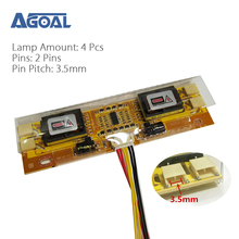 Universal 4 Lamp Single port General high pressure board Inverter Board general LCD Screen Panel Monitor CCFL inverter(China)
