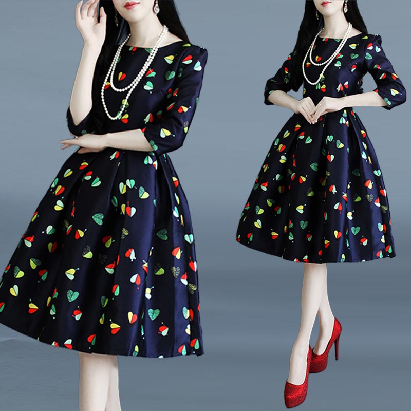Online Get Cheap Floral Rockabilly Dresses -Aliexpress.com ...