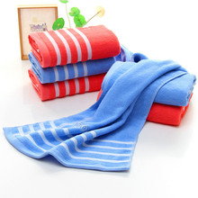100% Cotton Solid Bath Towel Beach Towel For Adults Fast Drying Soft Thick High Absorbent Antibacterial Sport Towel 6D
