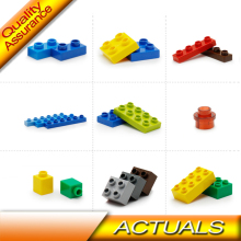 14 Styles Compatible Lego Duplo Big Size Bulk Building Blocks Accessories DIY Creative Educational Building Brick Toy Gift