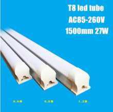 100pcs/lot free shipping LED TUBE T5 integrated 5ft 1500mm 26W fixture with accessory for lamp to lamp Milky Clear Cover(China)