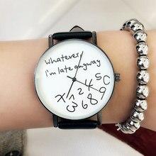 1f0890779b9 2018 novos Populares Mulheres Relógio ladies Casual Relógios De Luxo De  Couro Do Esporte da Mulher Quartz Relógio de Pulso simpl.