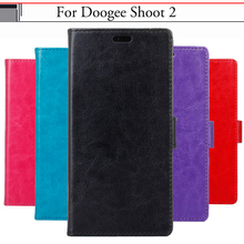 Buy EiiMoo Phone Case Doogee Shoot 2 Case Cover Silicone Card Wallet Flip Leather Cover Doogee Shoot 2 Shoot2 Funda Capa 5.5 for $5.64 in AliExpress store