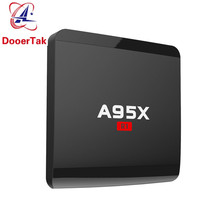 Cheapest A95X R1 Amlogic S905W Quad-core Android 7.1 1GB 8GB Smart TV Box HDMI 2.0 4Kx2K HD 2.4G Wifi Streaming Media Players(China)