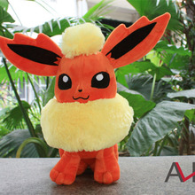 pikachu Plush Toy  25cm  Eevee XY toys Fire wizard Umbreon Doll For Kid baby birthday gifts Anime Soft