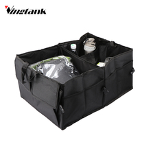 Vingtank Car Trunk Organizer Folding Storage Box Car Portable Multi-Use Tools Organizer Storage Bags Auto Supplies High Quality(China)